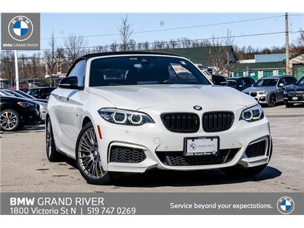 2018 BMW M240i xDrive (Stk: 9071A) in Kitchener - Image 1 of 22
