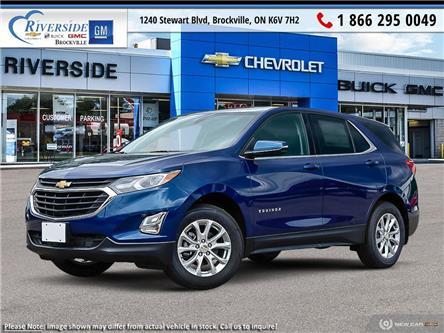 2021 Chevrolet Equinox LT (Stk: 21-189) in Brockville - Image 1 of 23