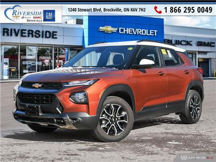2021 Chevrolet TrailBlazer ACTIV (Stk: PR1670) in Brockville - Image 1 of 27