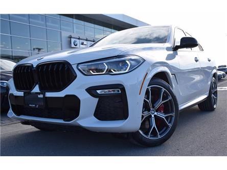 2021 BMW X6 xDrive40i (Stk: 1F69751) in Brampton - Image 1 of 12