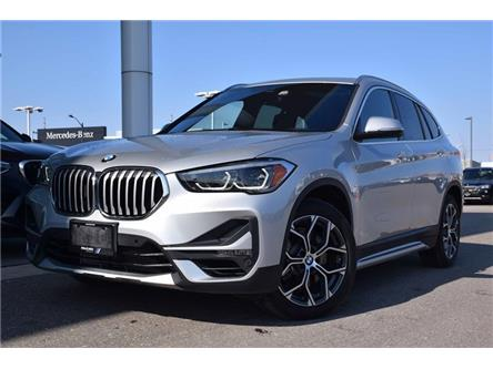 2021 BMW X1 xDrive28i (Stk: 1S17171) in Brampton - Image 1 of 11