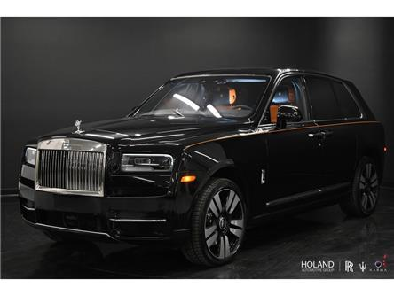 2021 Rolls-Royce Cullinan - Just Arrived! (Stk: SALTV4) in Montreal - Image 1 of 30