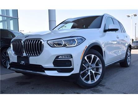 2021 BMW X5 xDrive40i (Stk: 1E81835) in Brampton - Image 1 of 12