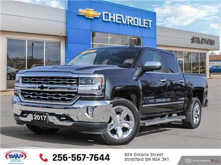 2017 Chevrolet Silverado 1500  (Stk: TC2807A) in Stratford - Image 1 of 27