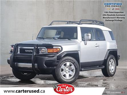 2007 Toyota FJ Cruiser Base (Stk: 60042U) in Calgary - Image 1 of 26