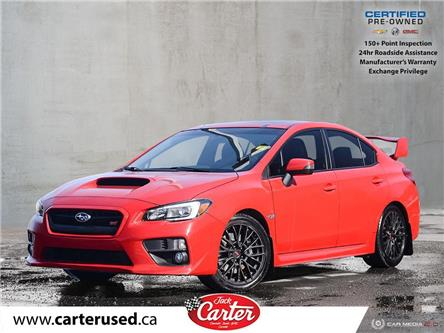 2015 Subaru WRX STI Base (Stk: 14406U) in Calgary - Image 1 of 27