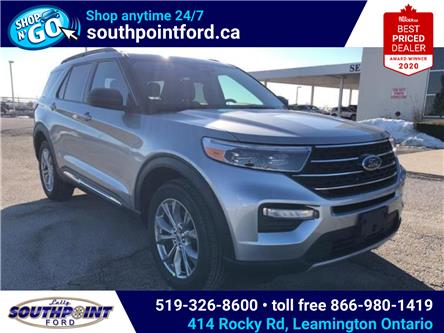 2021 Ford Explorer XLT (Stk: EX27299) in Leamington - Image 1 of 25