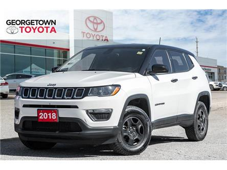 2018 Jeep Compass Sport (Stk: 18-10082GP) in Georgetown - Image 1 of 18