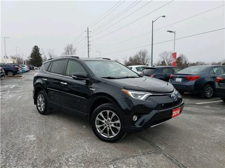 2016 Toyota RAV4 Hybrid Limited (Stk: P2467) in Whitchurch-Stouffville - Image 1 of 18