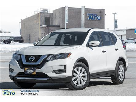 2017 Nissan Rogue S (Stk: 737645) in Milton - Image 1 of 19