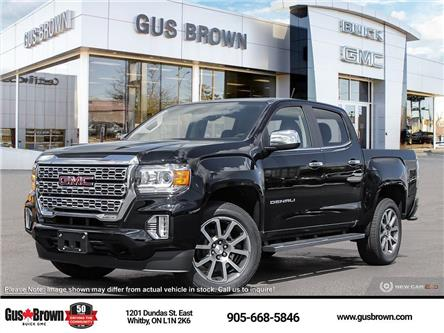2021 GMC Canyon Denali (Stk: 1151135) in WHITBY - Image 1 of 23