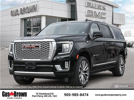 2021 GMC Yukon XL Denali (Stk: R279763) in PORT PERRY - Image 1 of 18