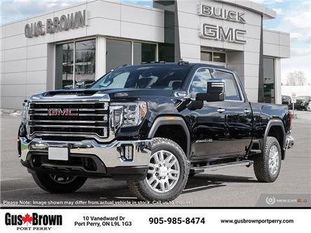 2021 GMC Sierra 2500HD SLT (Stk: F208754) in PORT PERRY - Image 1 of 21