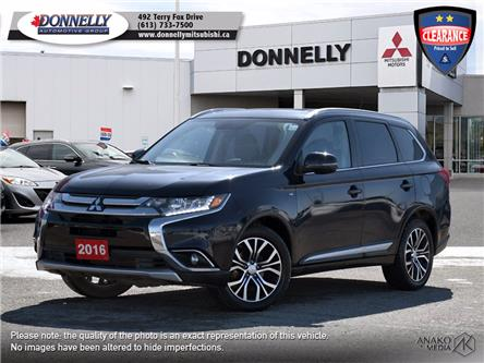 2016 Mitsubishi Outlander GT (Stk: MT183A) in Kanata - Image 1 of 27