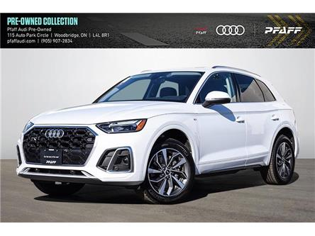 2021 Audi Q5 45 Progressiv (Stk: C8193) in Woodbridge - Image 1 of 23