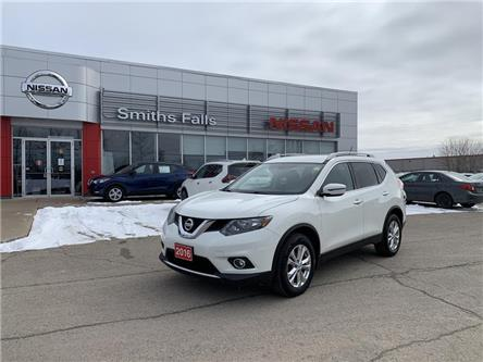 2016 Nissan Rogue SV (Stk: 20-280A) in Smiths Falls - Image 1 of 16
