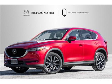 2018 Mazda CX-5 GT (Stk: 21-273A) in Richmond Hill - Image 1 of 24