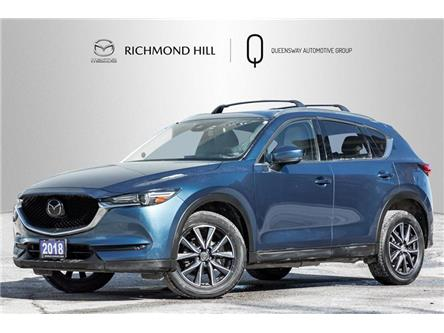 2018 Mazda CX-5 GT (Stk: 21-282A) in Richmond Hill - Image 1 of 24