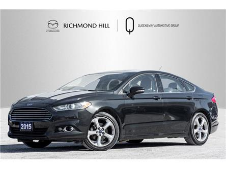 2015 Ford Fusion SE (Stk: P0598) in Richmond Hill - Image 1 of 19
