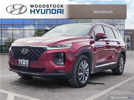 2020 Hyundai Santa Fe Luxury 2.0 (Stk: HD20057) in Woodstock - Image 1 of 26