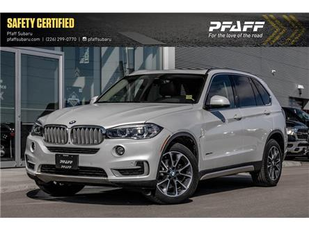 2017 BMW X5 xDrive35d (Stk: SU0309) in Guelph - Image 1 of 23