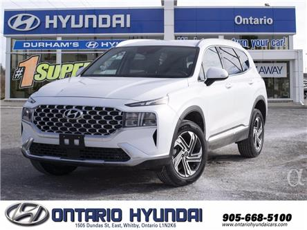 2021 Hyundai Santa Fe Preferred (Stk: 313754) in Whitby - Image 1 of 19