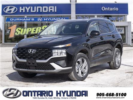 2021 Hyundai Santa Fe ESSENTIAL (Stk: 322500) in Whitby - Image 1 of 17
