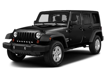 2017 Jeep Wrangler Unlimited Sport (Stk: 2112551) in Thunder Bay - Image 1 of 10