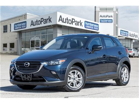 2019 Mazda CX-3 GS (Stk: APR9936A) in Mississauga - Image 1 of 22