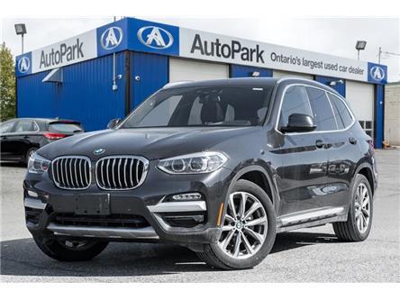 2019 BMW X3 xDrive30i (Stk: 19-14839R) in Georgetown - Image 1 of 22