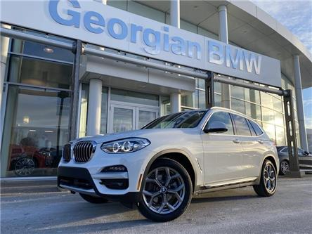 2021 BMW X3 xDrive30i (Stk: B21024) in Barrie - Image 1 of 10