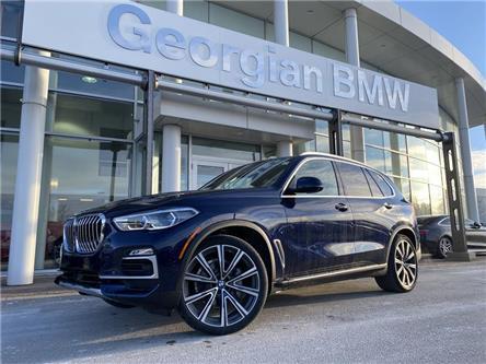 2021 BMW X5 xDrive40i (Stk: B21082) in Barrie - Image 1 of 13
