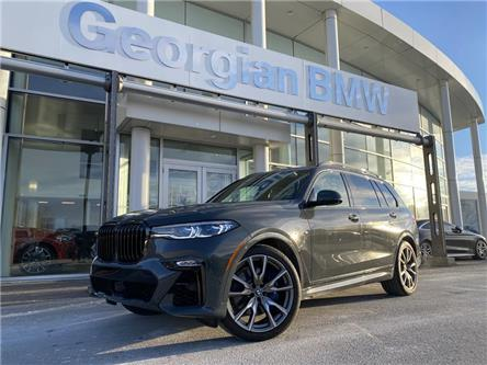 2021 BMW X7 M50i (Stk: B21086) in Barrie - Image 1 of 12