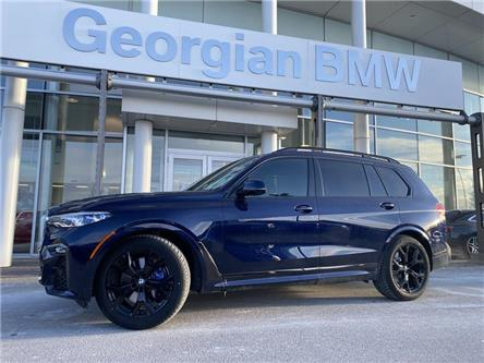 2021 BMW X7 xDrive40i (Stk: B21088T) in Barrie - Image 1 of 13