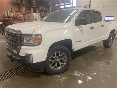 2021 GMC Canyon AT4 w/Leather (Stk: M1189151) in Cranbrook - Image 1 of 22