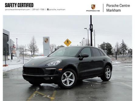 2018 Porsche Macan Base (Stk: PU0001) in Markham - Image 1 of 19