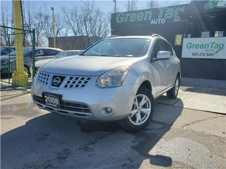 2008 Nissan Rogue SL (Stk: 5570) in Mississauga - Image 1 of 25