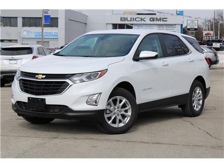 2021 Chevrolet Equinox LT (Stk: 3118248) in Toronto - Image 1 of 29
