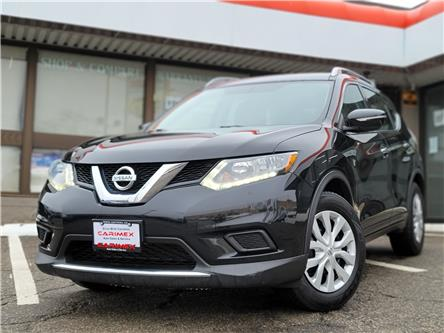 2014 Nissan Rogue S (Stk: 2102036) in Waterloo - Image 1 of 19