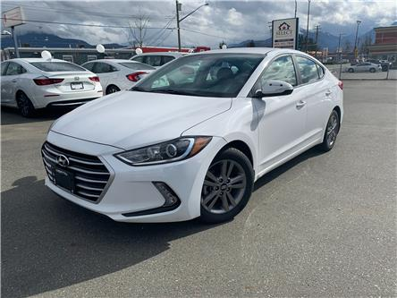 2017 Hyundai Elantra  (Stk: HB2-9445A) in Chilliwack - Image 1 of 5