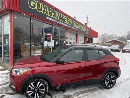 2020 Nissan Kicks SV (Stk: ) in Ottawa - Image 1 of 12