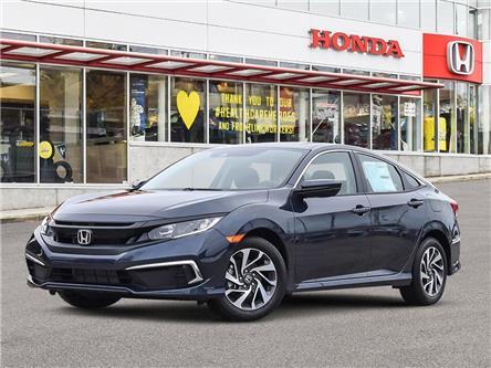 2021 Honda Civic EX (Stk: 3M99760) in Vancouver - Image 1 of 23