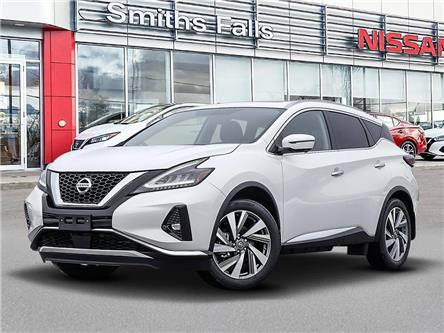 2021 Nissan Murano SL (Stk: 21-079) in Smiths Falls - Image 1 of 10
