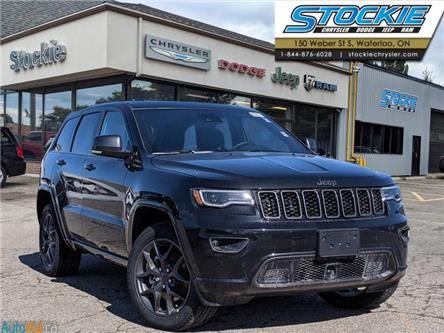 2021 Jeep Grand Cherokee Limited (Stk: 35965) in Waterloo - Image 1 of 15