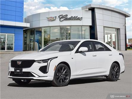 2021 Cadillac CT4 Sport (Stk: 15136) in Sarnia - Image 1 of 28