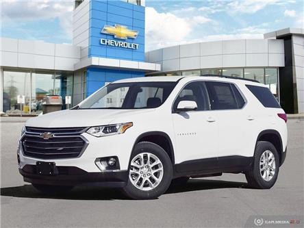 2021 Chevrolet Traverse LT Cloth (Stk: 11444) in Sarnia - Image 1 of 28