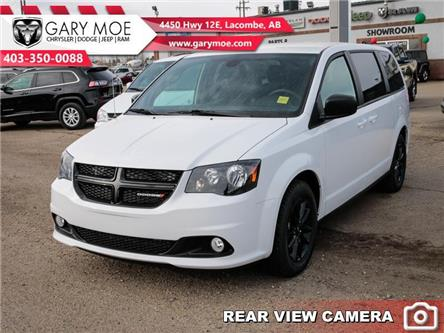 2019 Dodge Grand Caravan CVP/SXT (Stk: F92354) in Lacombe - Image 1 of 15