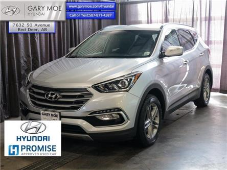 2018 Hyundai Santa Fe Sport Premium AWD (Stk: HP8525A) in Red Deer - Image 1 of 23