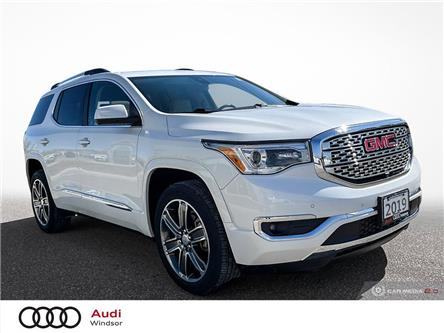 2019 GMC Acadia Denali (Stk: 21029A) in Windsor - Image 1 of 30