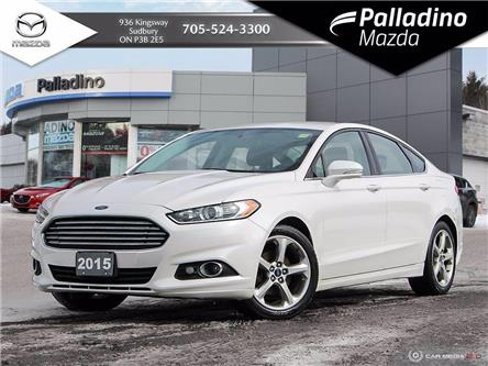 2015 Ford Fusion SE (Stk: U1456A) in Greater Sudbury - Image 1 of 27